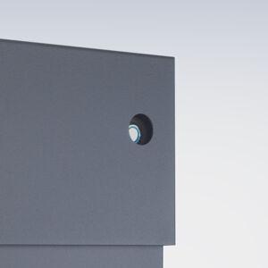 Absolut/ Radius 560g-kb Nástěnné poštovní schránky
