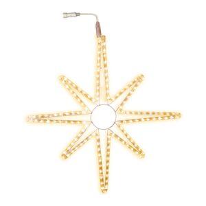 STAR TRADING Světelná LED hvězda Signe pro interiér a exteriér