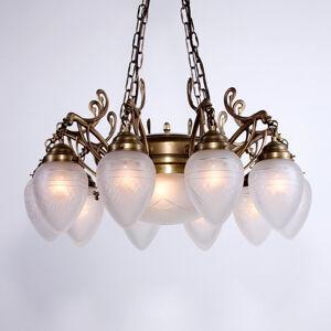 Berliner Messinglamp D231-123cr+125crB Závěsná světla