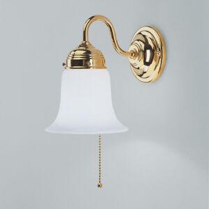 Berliner Messinglamp A8-01opP Nástěnná svítidla