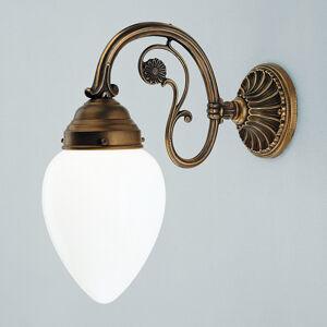 Berliner Messinglamp A15-123opB Nástěnná svítidla