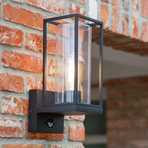 Eco-Light Venkovní nástěnná svítidla s čidlem pohybu