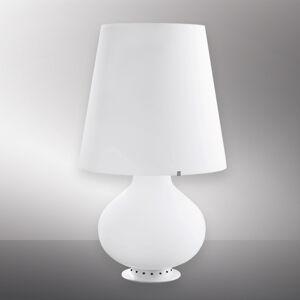 Fontana Arte F185300100BINE Stolní lampy