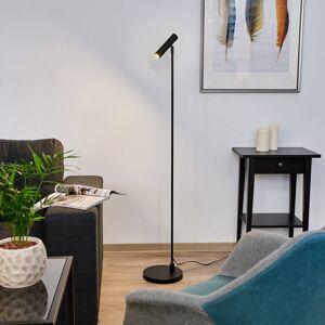 Freelight Stojací LED lampa Arletta, černá