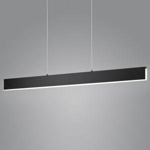 Helestra Helestra Nex LED závěsné světlo černá matná
