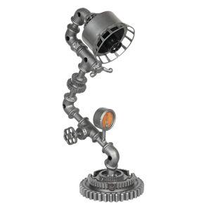 Clayre & Eef 6LMP604 Stolní lampy kancelářské