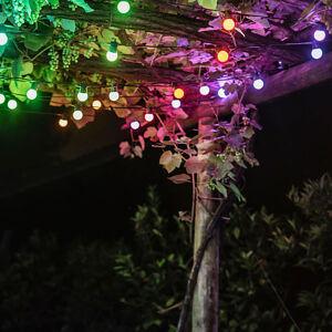 Twinkly TWF020STP-BEU SmartHome venkovní dekorativní svítidla