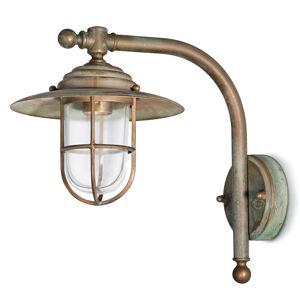 Moretti 163.T.AR Venkovní nástěnná svítidla