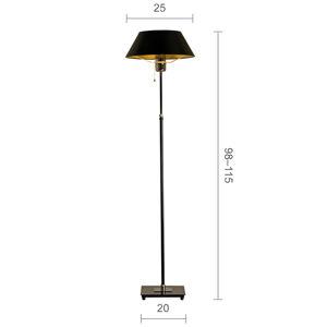 Menzel AF6125-780.RK25-GSW Stojací lampy
