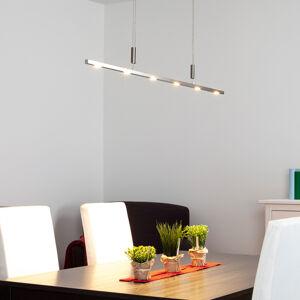 Lucande Kvalitní LED závěsné světlo Tolu, nastavitelné