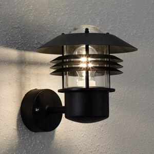 Nordlux Venkovní nástěnné světlo Vejers v černé