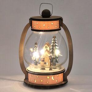 Saico Vánoční lucerna LED