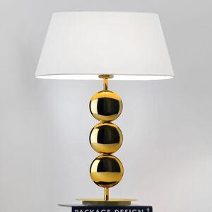 Villeroy & Boch Villeroy & Boch Sofia stolní lampa se zlatou nohou