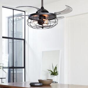 Beacon International Stropní ventilátory se světlem