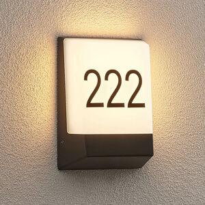 Lucande 9617110 Osvětlení čísla domů