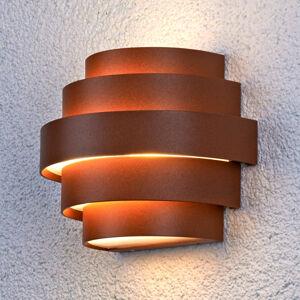 Lucande LED nástěnné svítidlo Enisa do exteriéru