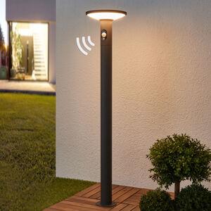 Lucande 9619068 Solární lampy s pohybovým čidlem