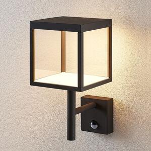 Lucande 9619160 Venkovní nástěnná svítidla s čidlem pohybu