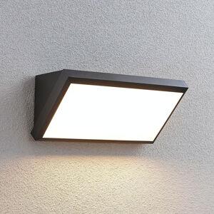 Lindby LED venkovní nástěnné svítidlo Abby se senzorem
