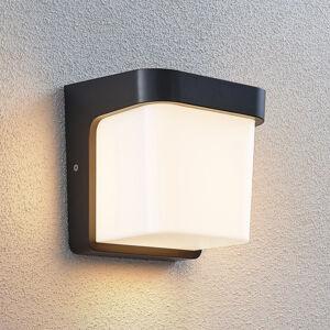 Lindby LED venkovní nástěnné svítidlo Adenike bez senzoru