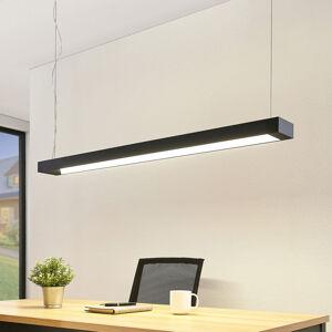 Arcchio Arcchio Cuna LED závěsné světlo, černé, 122 cm