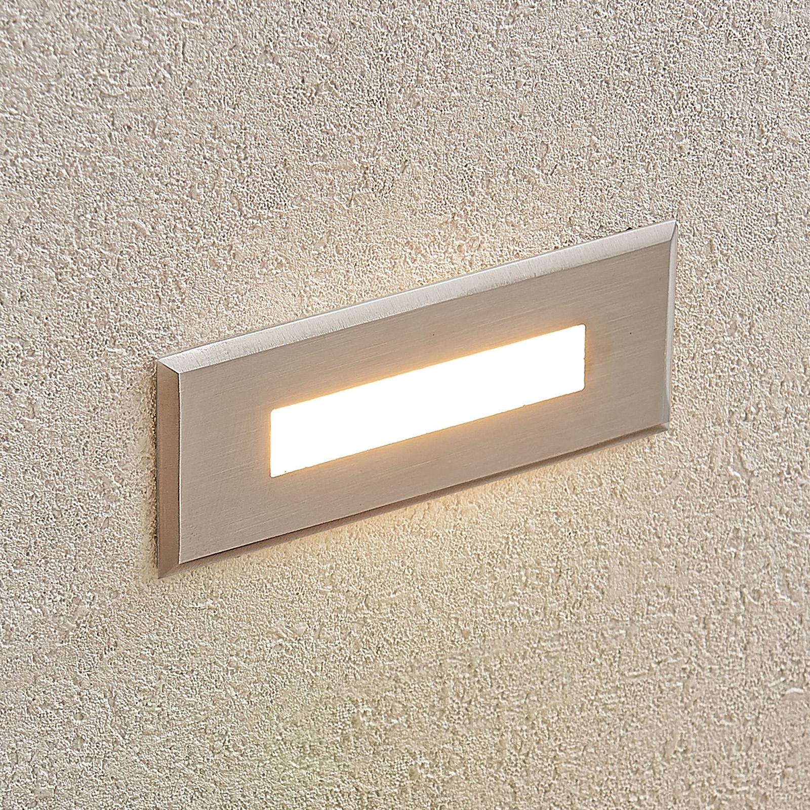 Lampenwelt.com 9969081 Venkovní zapuštěné osvětlení
