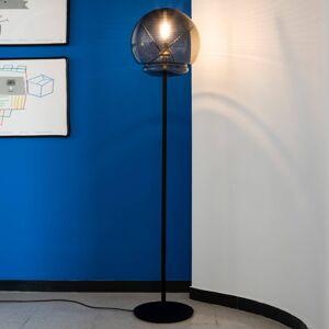 Artemide Artemide Vitruvio stojací lampa stmívatelná, černá