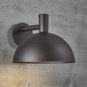 Nordlux Venkovní nástěnné světlo Arki černá Ø 35 cm