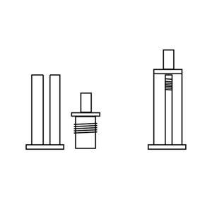 GLOBAL 5-plsb Svítidla pro 3fázový kolejnicový systém