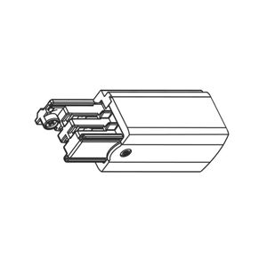 GLOBAL 208-19170122 Svítidla pro 3fázový kolejnicový systém