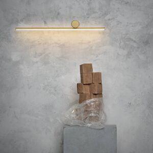 FLOS FLOS Coordinates W1 LED nástěnné světlo, šampaňská