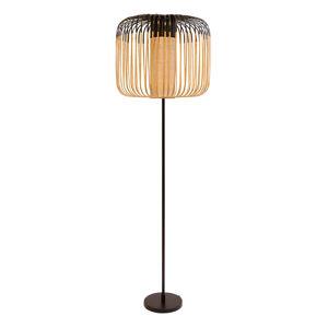 Forestier Forestier Bamboo Light stojací lampa 1 zdroj černá