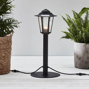 Markslöjd Garden 24 LED osvětlení cesty lucerna, černá, 3W