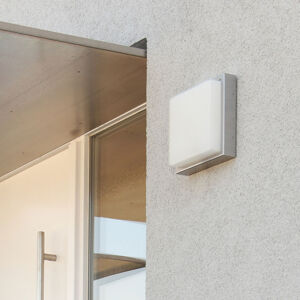LCD Venkovní nástěnná svítidla s čidlem pohybu