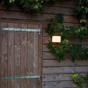 Eco-Light LED venkovní nástěnné světlo Doblo, výška 15 cm