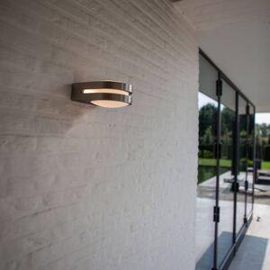 Eco-Light LED venkovní nástěnné svítidlo Fancy nerezová ocel