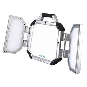 Ledino LED podlahové světlo Sindlingen se zásuvkou a USB