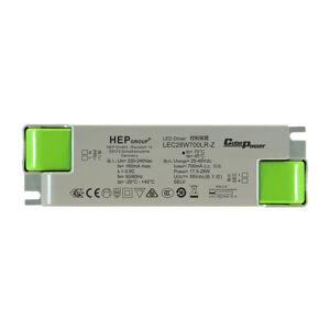 HEP LEC28W700LR-Z Zdroje konstantního napětí
