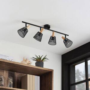 Lindby Lindby Layne stropní reflektor, 4 klecová stínidla