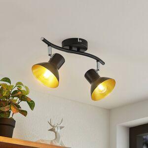 Lindby Lindby Tyris stropní reflektor, dva zdroje