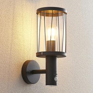 Lindby 9977053 Venkovní nástěnná svítidla s čidlem pohybu