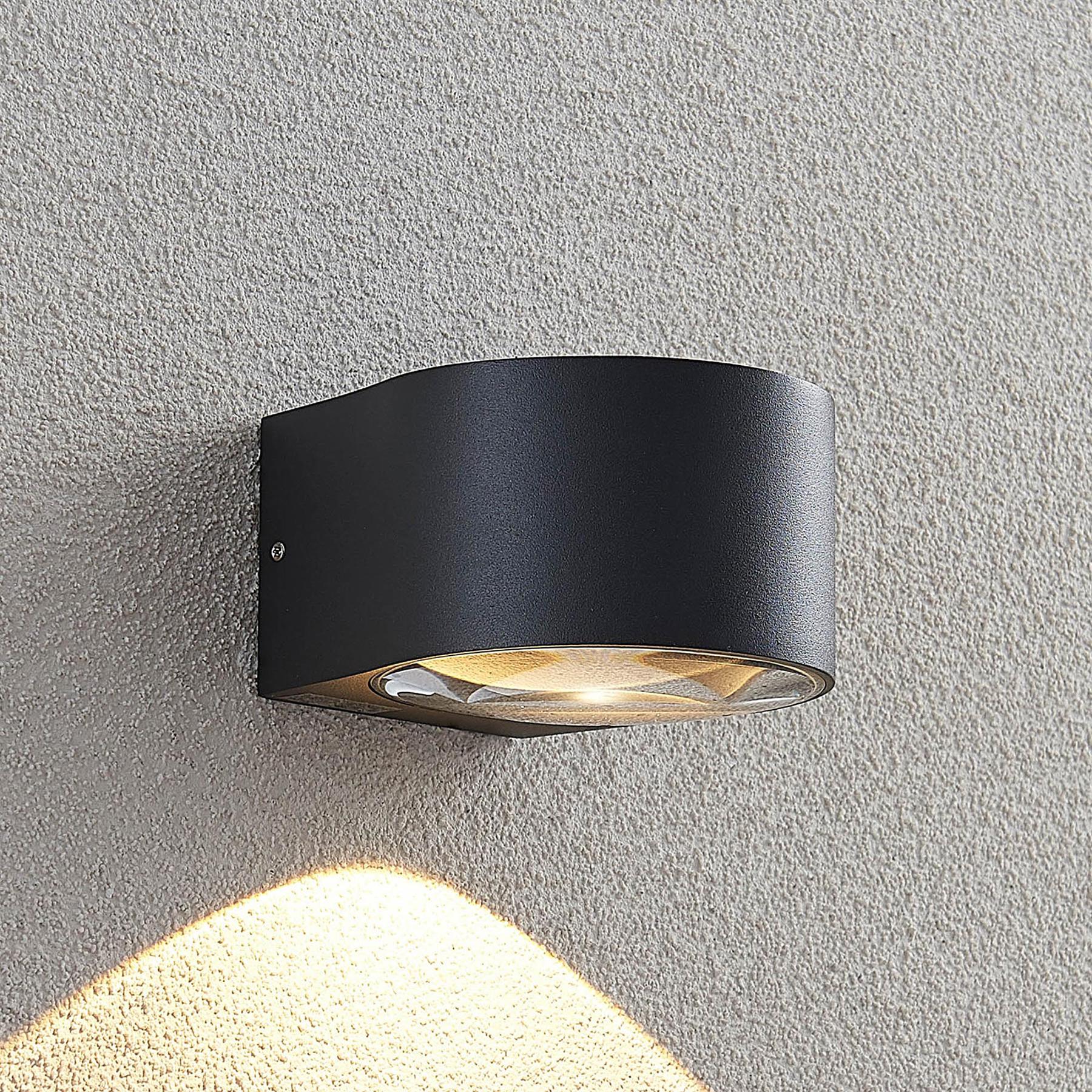 Lucande Lucande Astrida LED nástěnné světlo, 1žárovkové