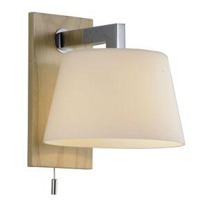 Lucande Lucande Rhea nástěnné světlo se světlým dřevem