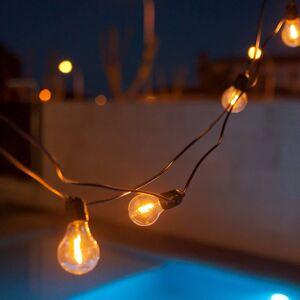 NEWGARDEN Newgarden Allegra LED světelný řetěz RGBW černá
