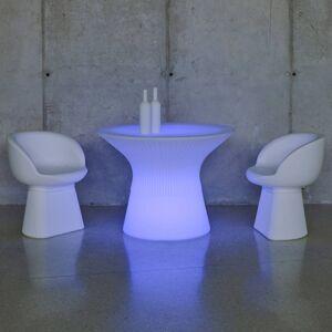 NEWGARDEN Newgarden Capri LED stůl, výška 39 cm