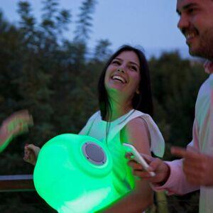 NEWGARDEN Newgarden Robin LED světlo s reproduktorem