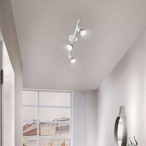 Paulmann Paulmann Carolina stropní reflektor bílá, 3 zdroje