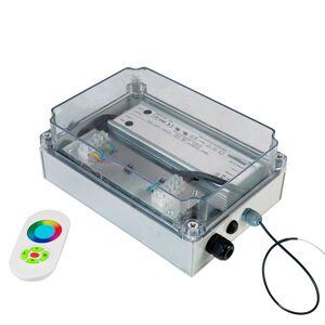 LEDS-C4 RGB kontrolér Master s dálkovým ovládáním