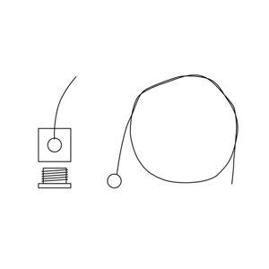 GLOBAL 639-s3000 Svítidla pro 3fázový kolejnicový systém