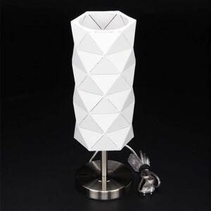 Deko-Light Stolní lampa Asterope, lineární bílá